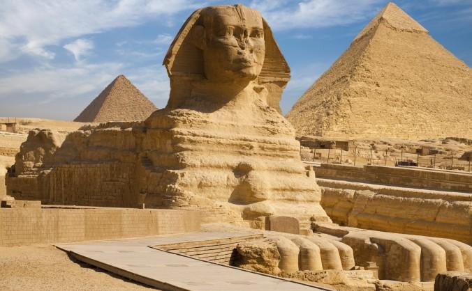 Sfinxul din Giza