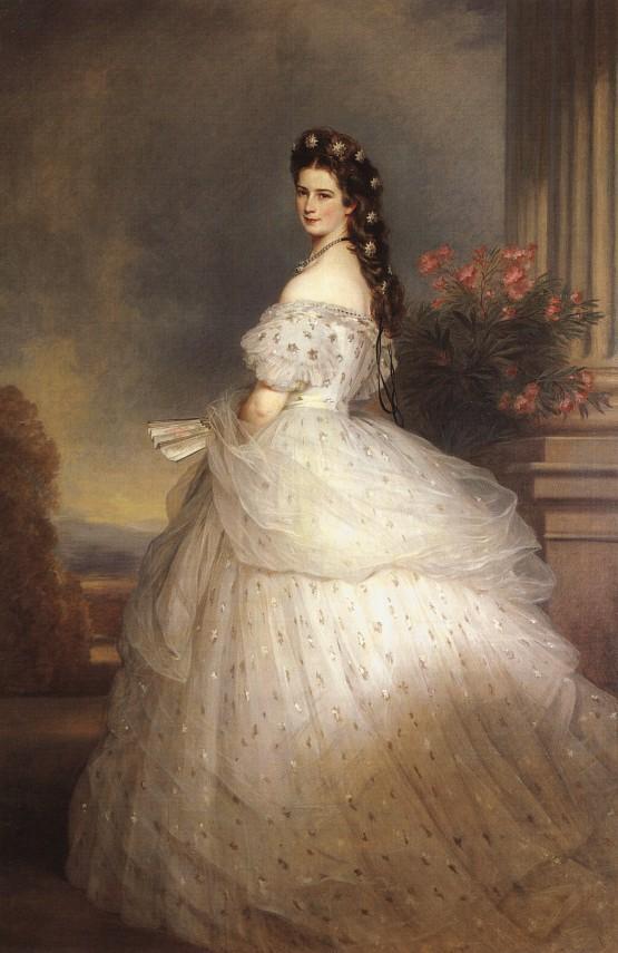 Elisabeta de Wittelsbach, cunoscută sub numele Sissi, frumoasa împărăteasă a Austriei