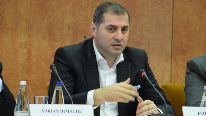 Florin Jianu vicepreşedinte CNIP MMR