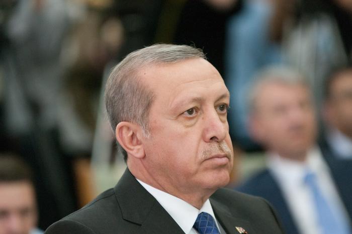 Preşedintele turc Recep Erdogan la Bucureşti