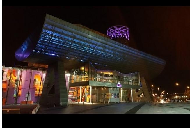 Teatrul Lowry, Salford Quays din Manchester, a găzduit Shen Yun Performing Arts pentru prima dată pe 31 martie, 2015