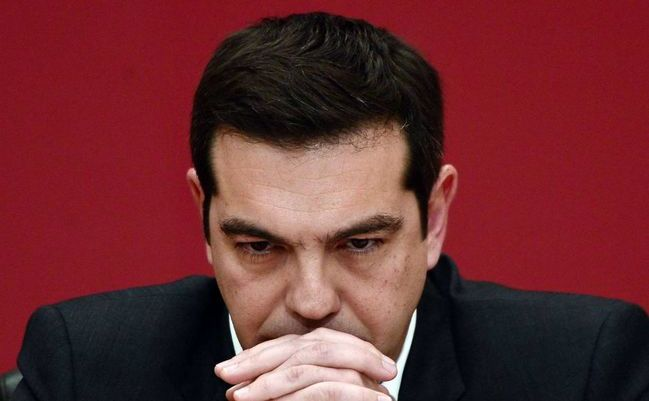Premierul grec Alexis Tsipras.