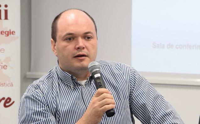 Ionuţ Dumitru. 3 Aprilie 2015