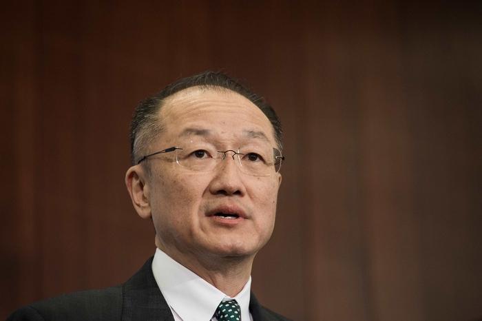 Preşedintele World Bank, Jim Yong Kim, 7 aprilie 2015