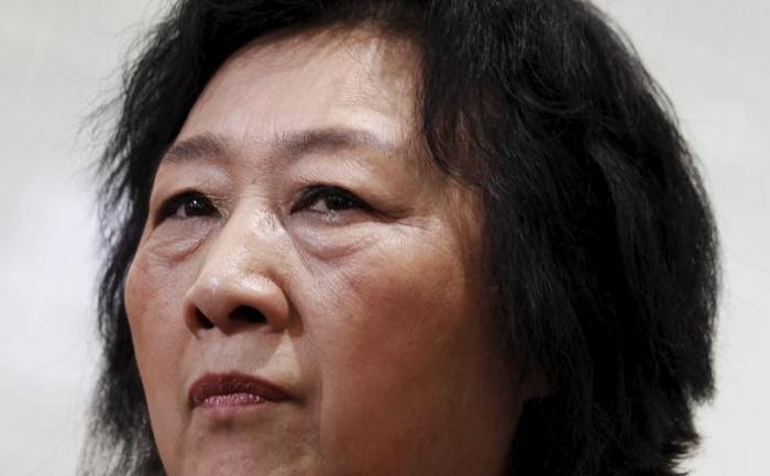 Jurnalista chineză Gao Yu.
