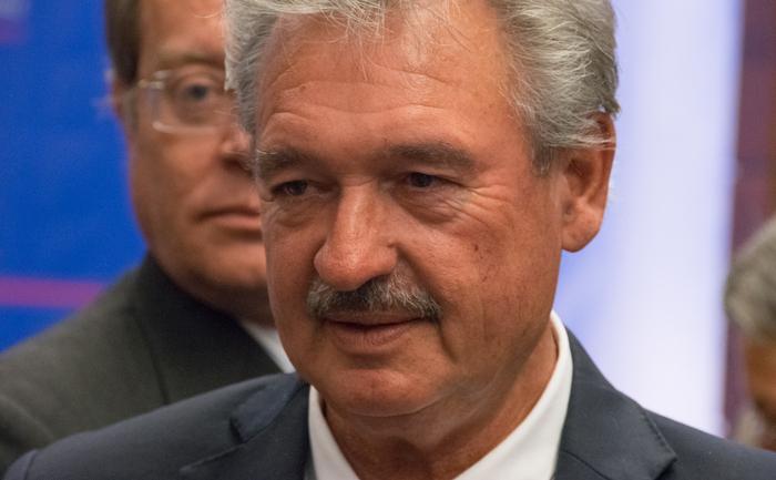 Ministrul de Externe al Luxemburgului, Jean Asselborn
