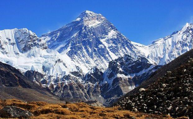 Muntele Everest.