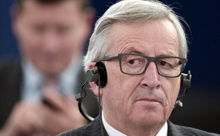 Preşedintele Comisiei Europene, Jean-Claude Juncker, 29 aprilie 2015