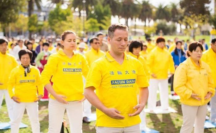 Practicanţi Falun Dafa