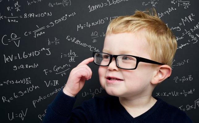 Cei mai inteligenţi copii din lume