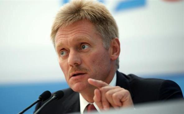Purtătorul de cuvânt al preşedinţiei ruse, Dmitri Peskov.