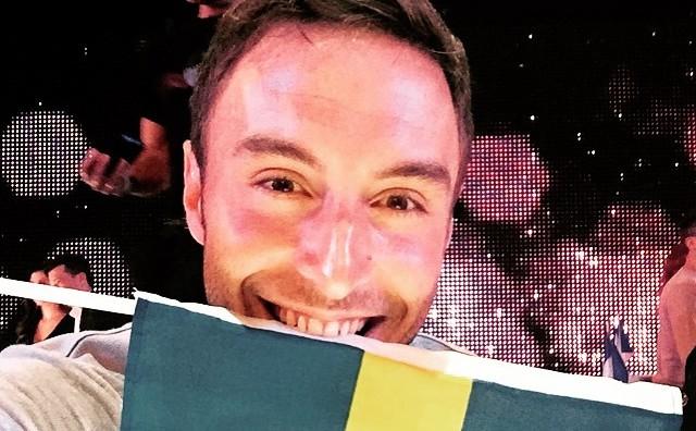 Mans Zelmerlow, câştigătorul premiului Eurovision 2015