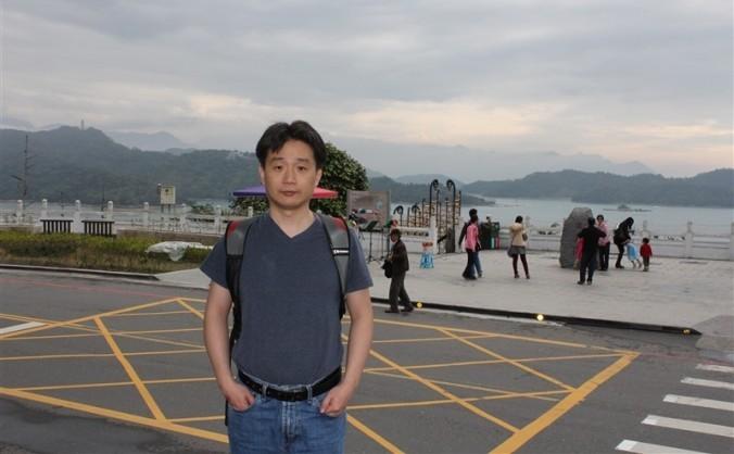 Xia Xiaoqiang, editor de politică pentru ediţia Epoch Times în limba chineză, fotografiat în Norvegia, arhivă