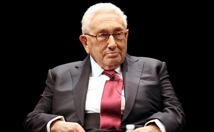 Henry Kissinger, 13 mai în New York