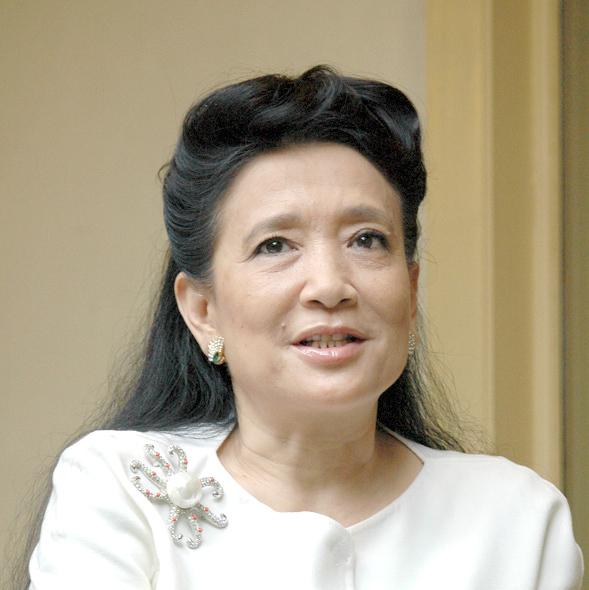 Scriitoarea Jung Chang