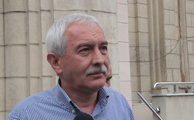 Teodor Mărieş, 4 iunie 2015