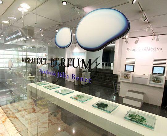 Muzeul parfumului din Andora