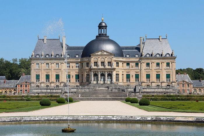 Vaux-le-Vicomte Palace