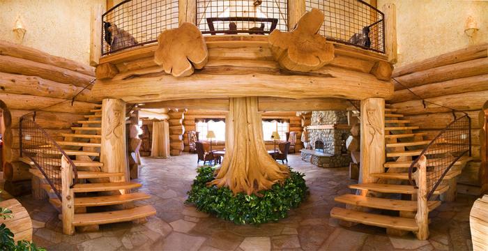 Cel mai bun lemn pentru construc ii epoch times rom nia for Case de lemn rotund