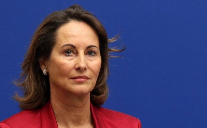 Ministrul francez al Ecologiei, Segolene Royal.