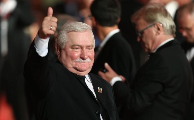 Fostul preşedinte polonez şi lider al mişcării Solidarnosc, un factor determinant în demontarea comunismului în Polonia şi în Europa de Est