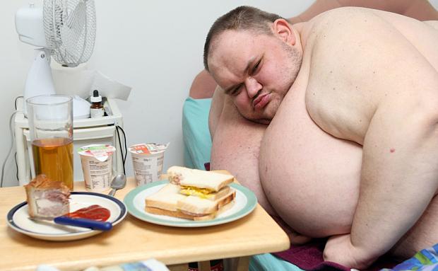 par să nu mai piardă în greutate