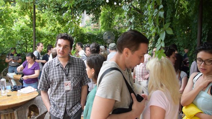 Cea de a doua ediţie a Târgului de Iniţiative Cetăţeneşti, 20 iunie 2015