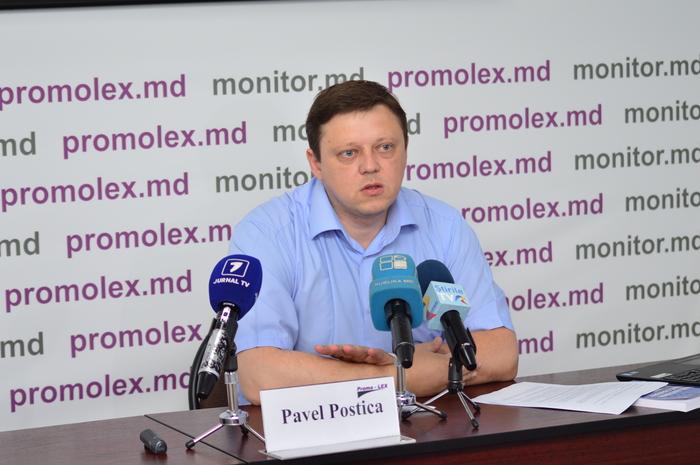 Pavel Postică, reprezentant al Misiunii de Observare Promo-LEX, 28 iunie 2015