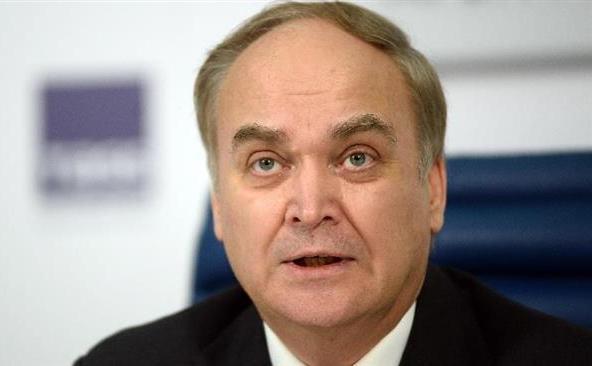 Viceministrul rus al apărării Anatoli Antonov.