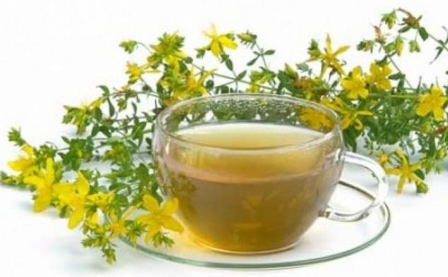 Beneficiile ceaiului de sunătoare
