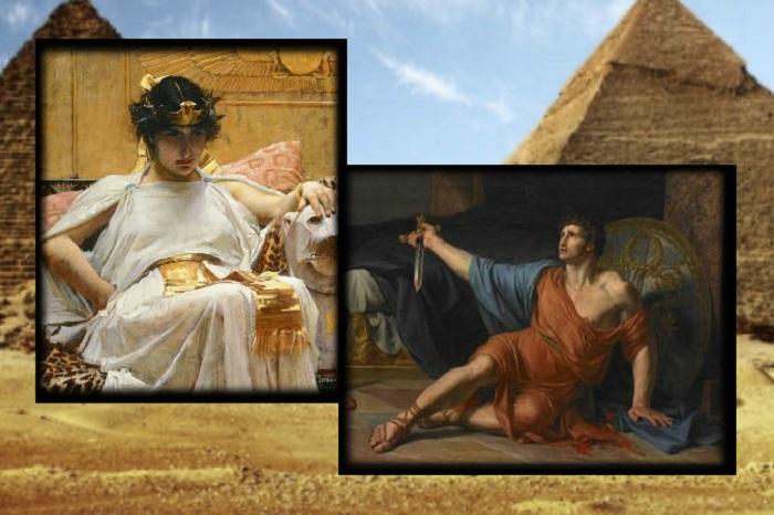 Antoniu şi Cleopatra