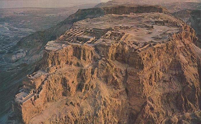 Fortăreaţa Masada