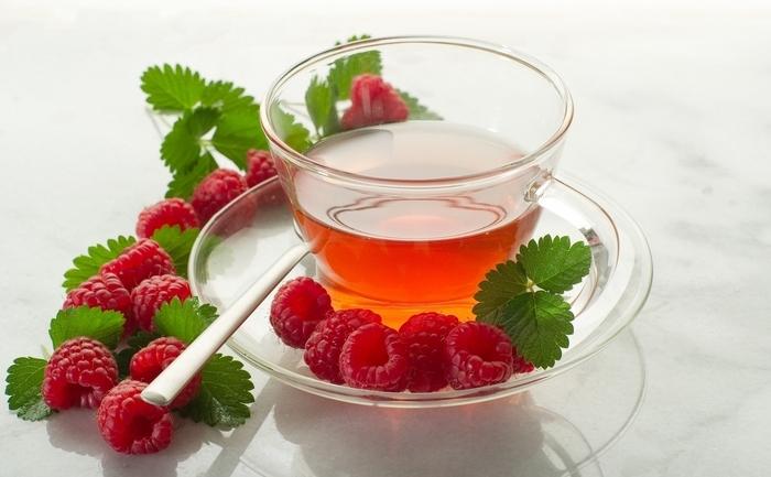 Beneficiile ceaiului de zmeură