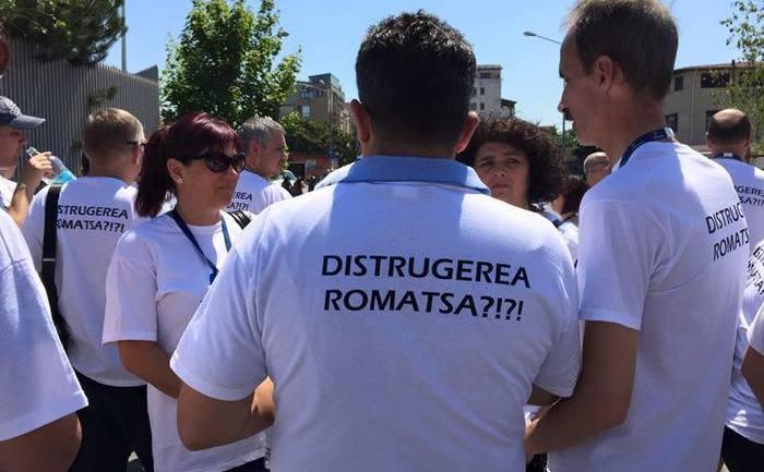 Controlorii de trafic aerian de la Romatsa în grevă de avertisment.