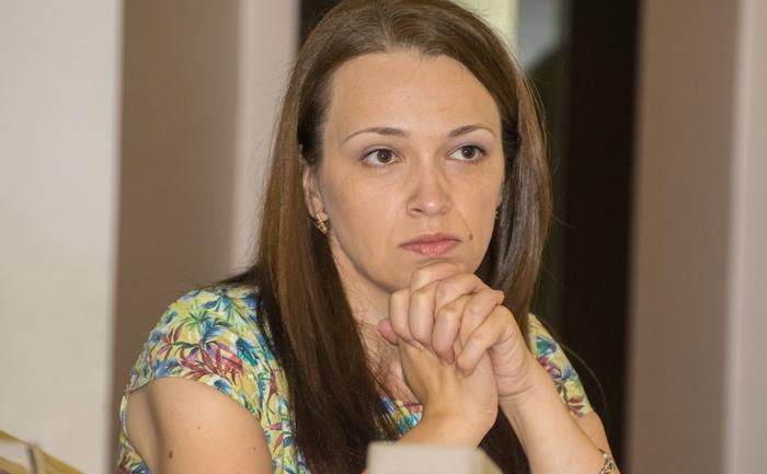 Angela Grămadă, preşedinte ESGA