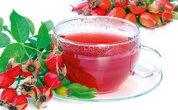 Beneficiile ceaiului de merişor