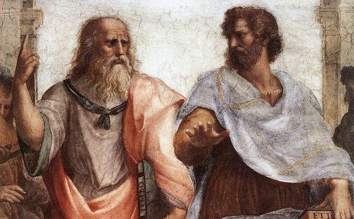 Filozofii greci, Platon şi Aristotel