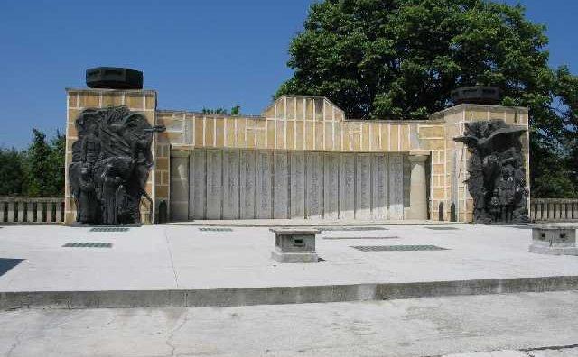 Mausoleul de la Mărăşti