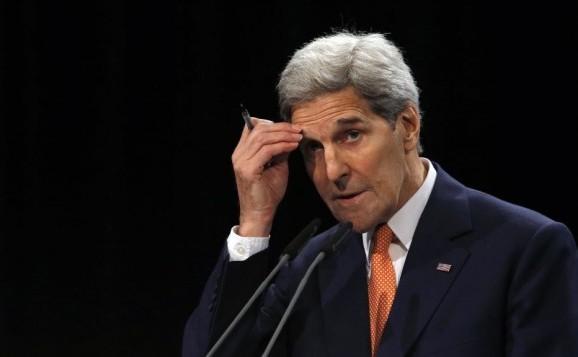 Secretarul de stat american John Kerry.