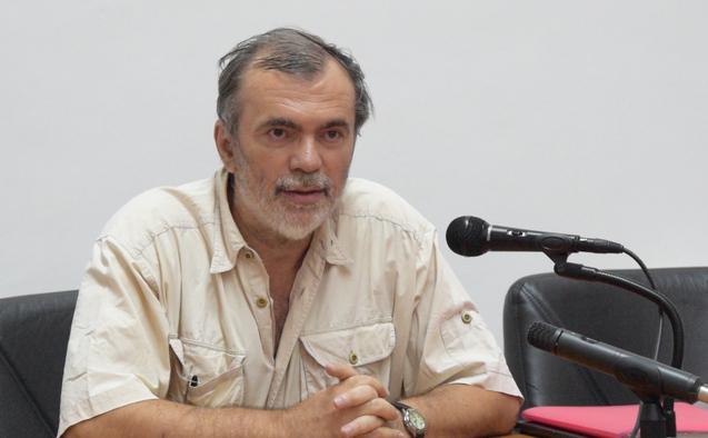 Cercetătorul Ioan Roşca