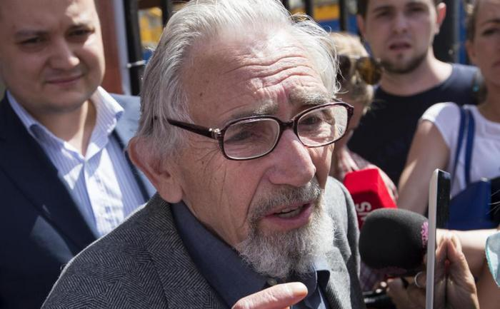 Boris Hodorkovski, tatăl fostului oligarh rus Mihail Hodorkovski.