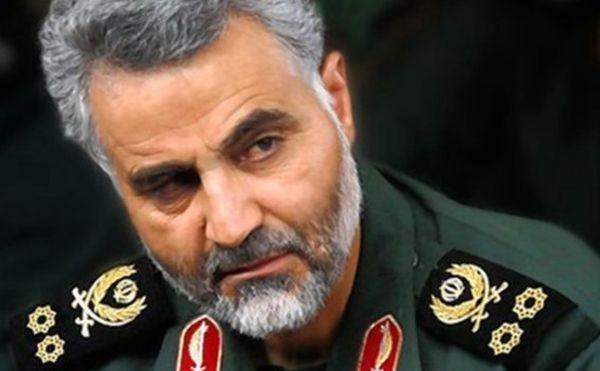 Qassem Soleimani, şeful forţei militare iraniene de elită Quds.