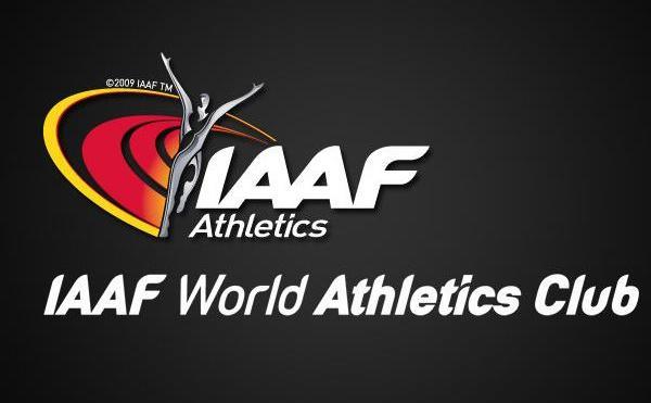 Federaţia internaţională de atletism (IAAF)