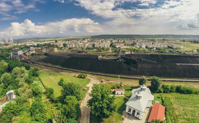Depozitul de cărbune Rovinari
