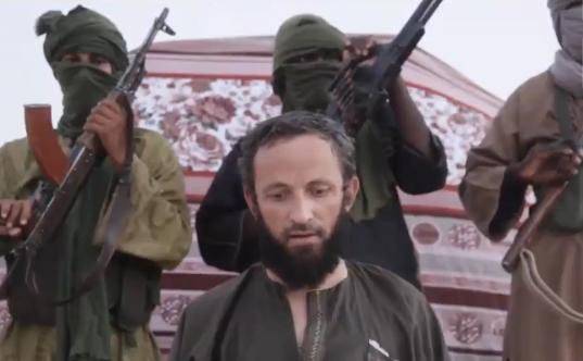 Iulian Gherguţ, românul răpit de jihadişti în statul african Burkina Faso