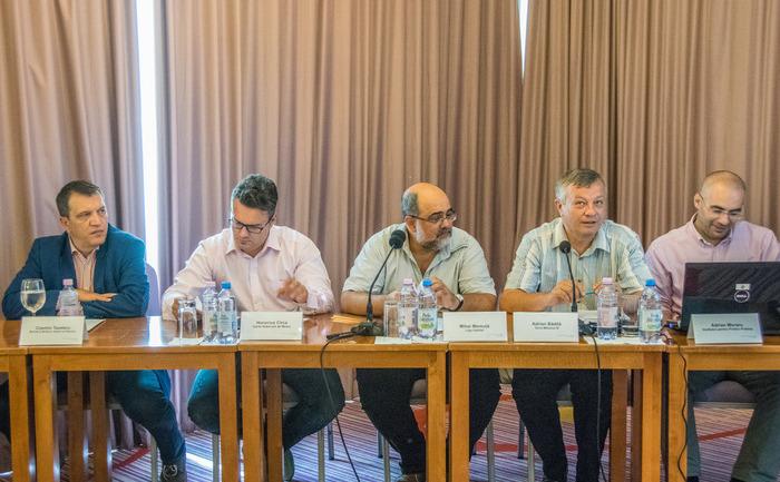 Conferinţă de presă pe tema stadiului colectării separate şi a valorificării deşeurilor în marile aglomerări urbane, 31 August 2015