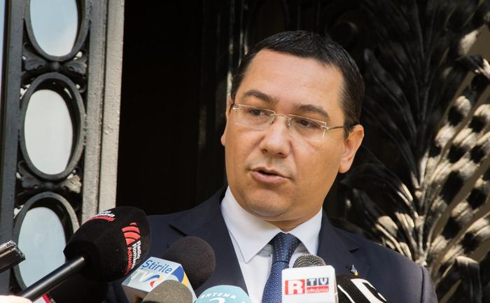 Victor Ponta, 07 septembrie 2015
