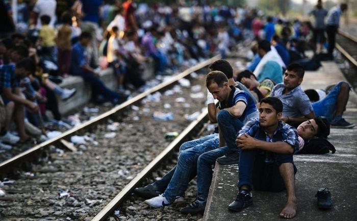 Europa asediată de refugiaţi