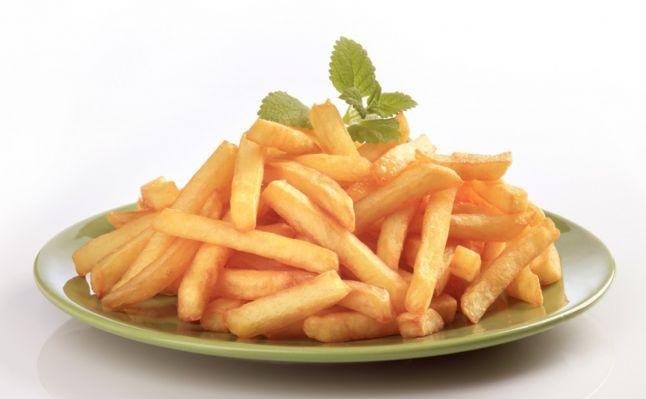 Câte calorii au cartofii prăjiţi