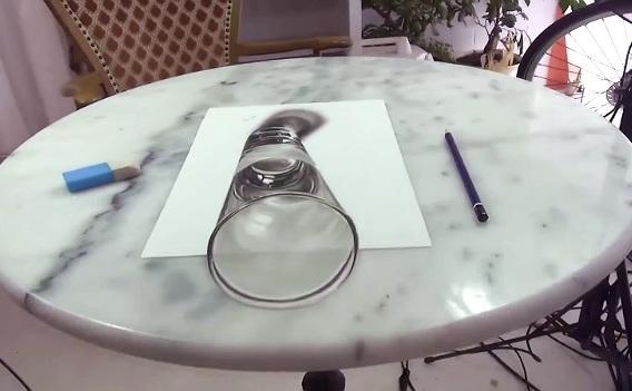 Pictură 3D